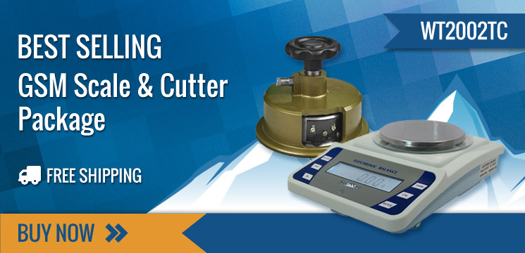WT2002TC - Best Selling GSM Scale and Cutter Package