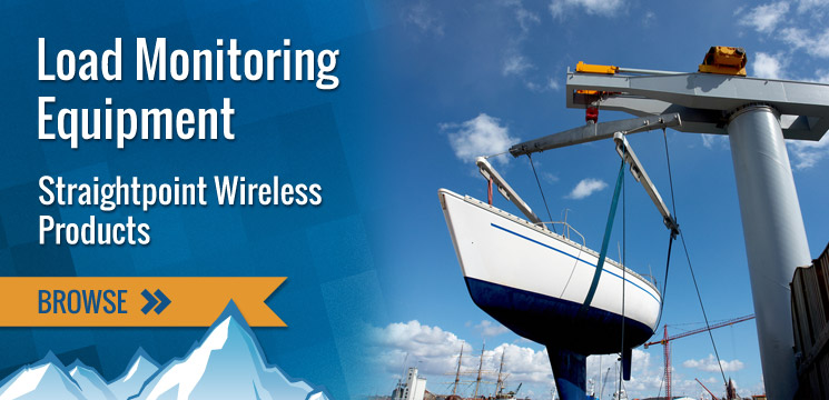 Load Monitoring Equipment - Straightpoint Wireless Products